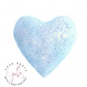 Angel Heart Fizzy Giant 3-D Bath Heart VEGAN